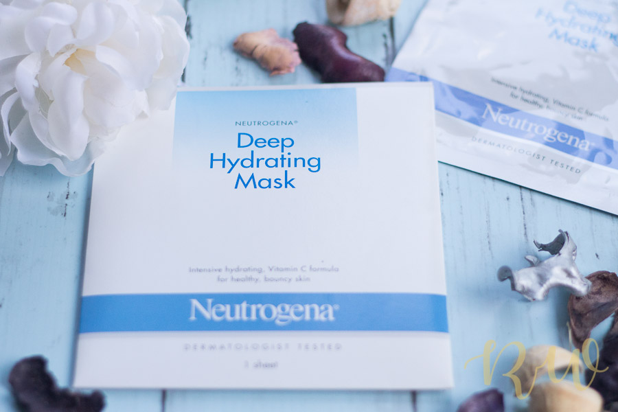 Neutrogena Deep Hydrating Mask Review