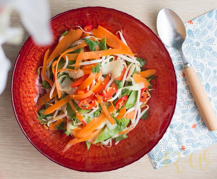 Summer Veggie Salad