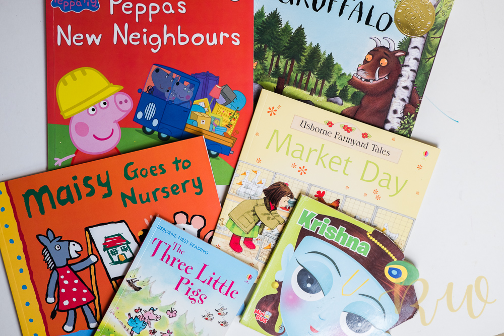 Pre-schooler books we are reading and reading again!