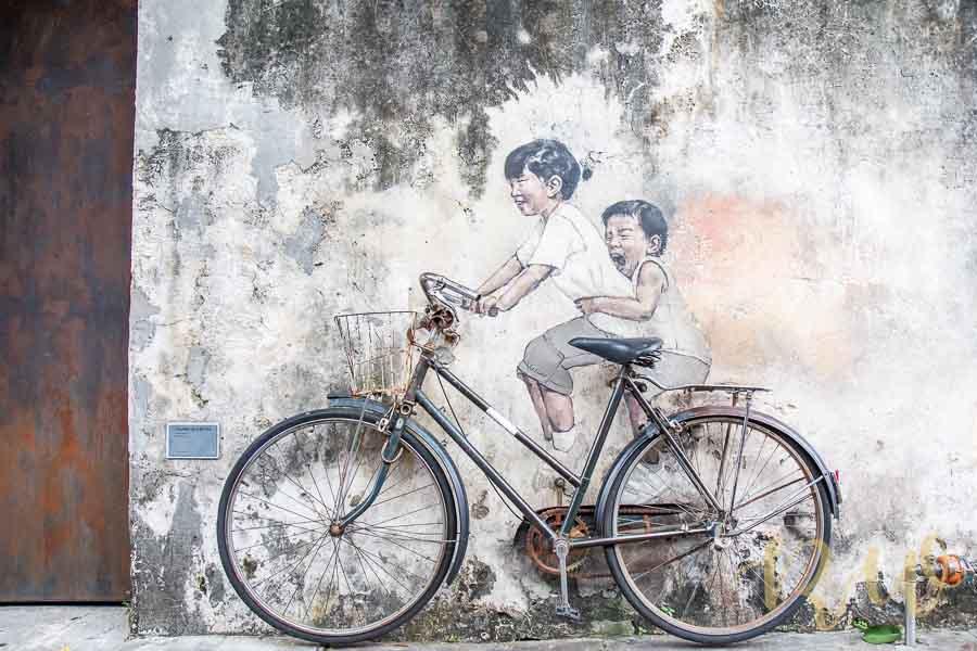 A Peep into Penang