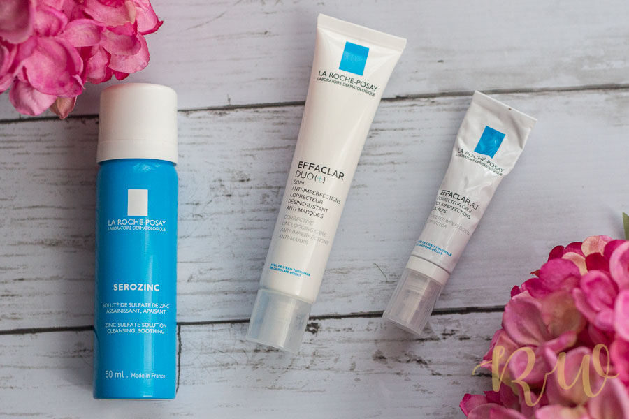 Quick fix for Acne – La Roche Posay